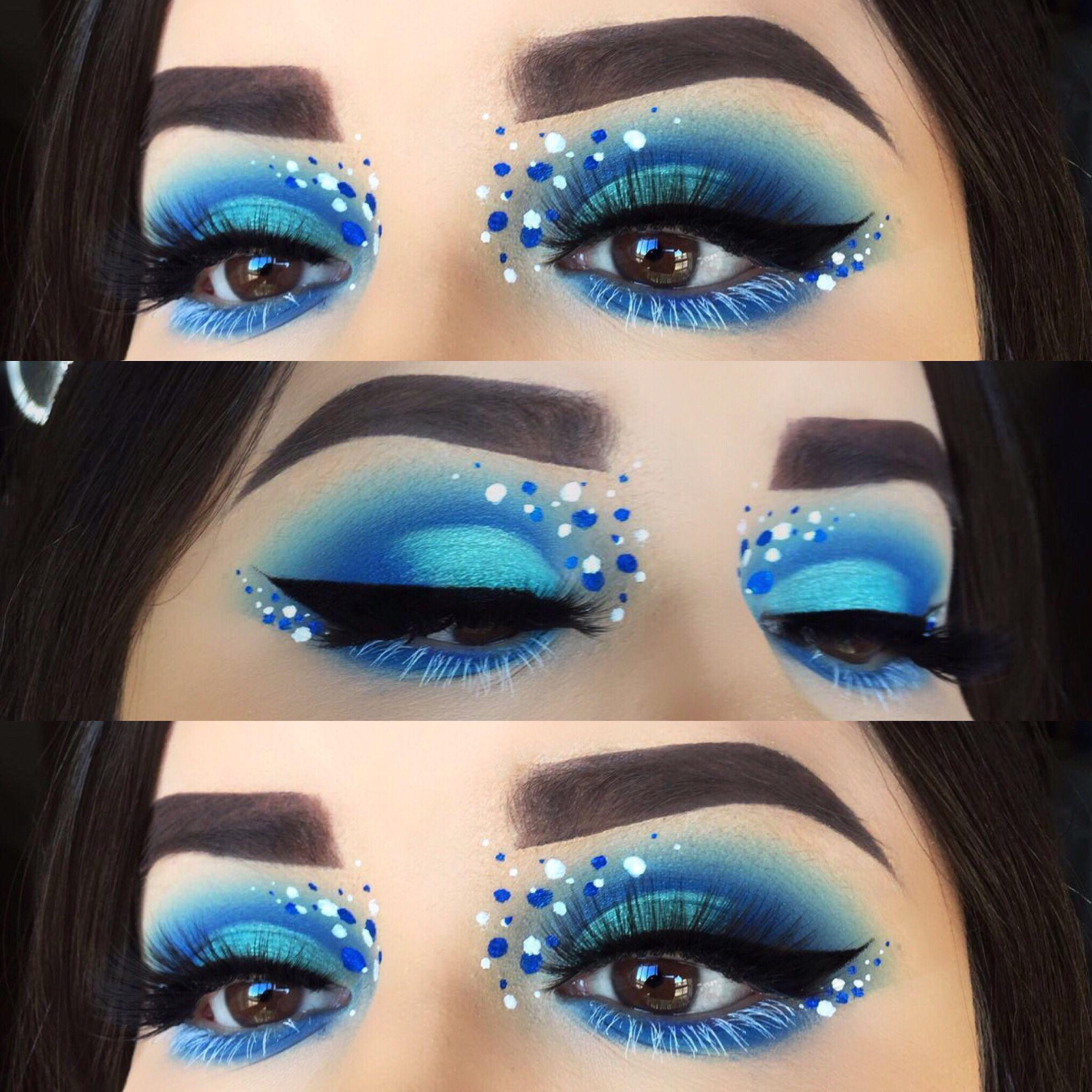 Instagram: biancathemua✨  Barbie makeup, Aesthetic makeup