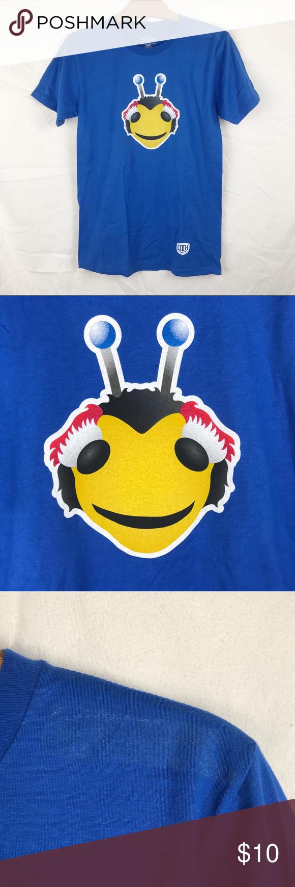 Tampa Bay Lightning Thunder Bug Tee Tampa Bay Lightning Graphic Tee Shirts Tampa Bay