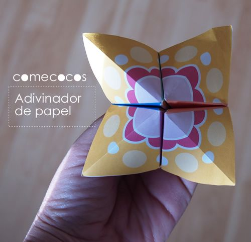 Manualidades comecocos imprimible varios modelos http - Como hacer manualidades de papel ...