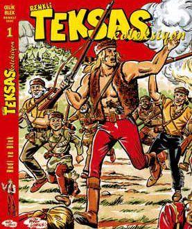 Teksas Roman Serisi Indir Full Türkçe çizgi Roman Indir Www
