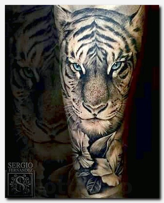 25+ Best Ideas About Tiger Tattoo Sleeve On Pinterest