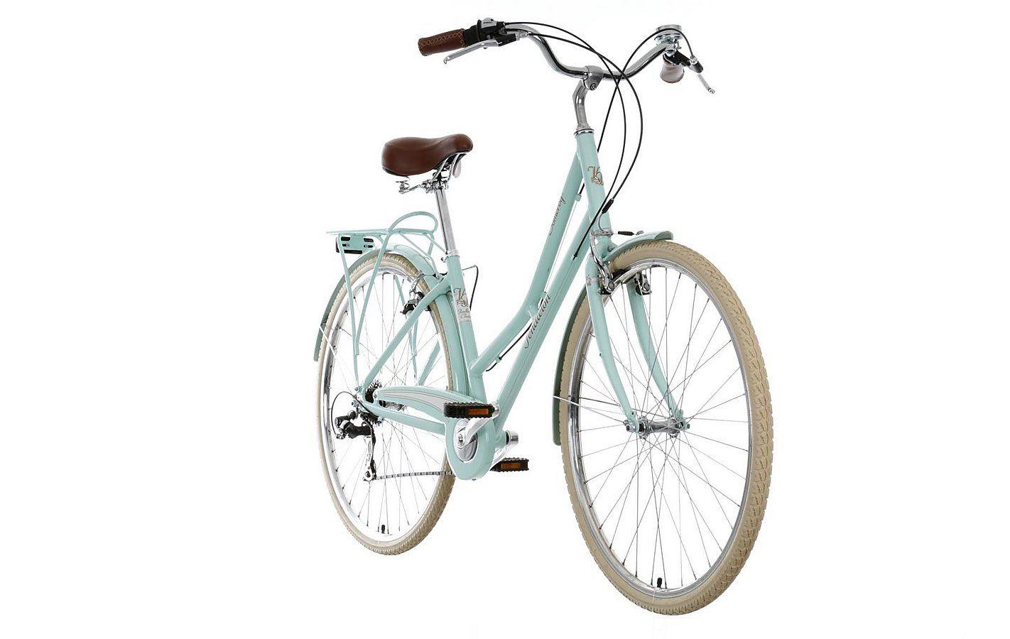 Halfords Pendleton Somerby Hybrid Bike Mint Hybrid Bike
