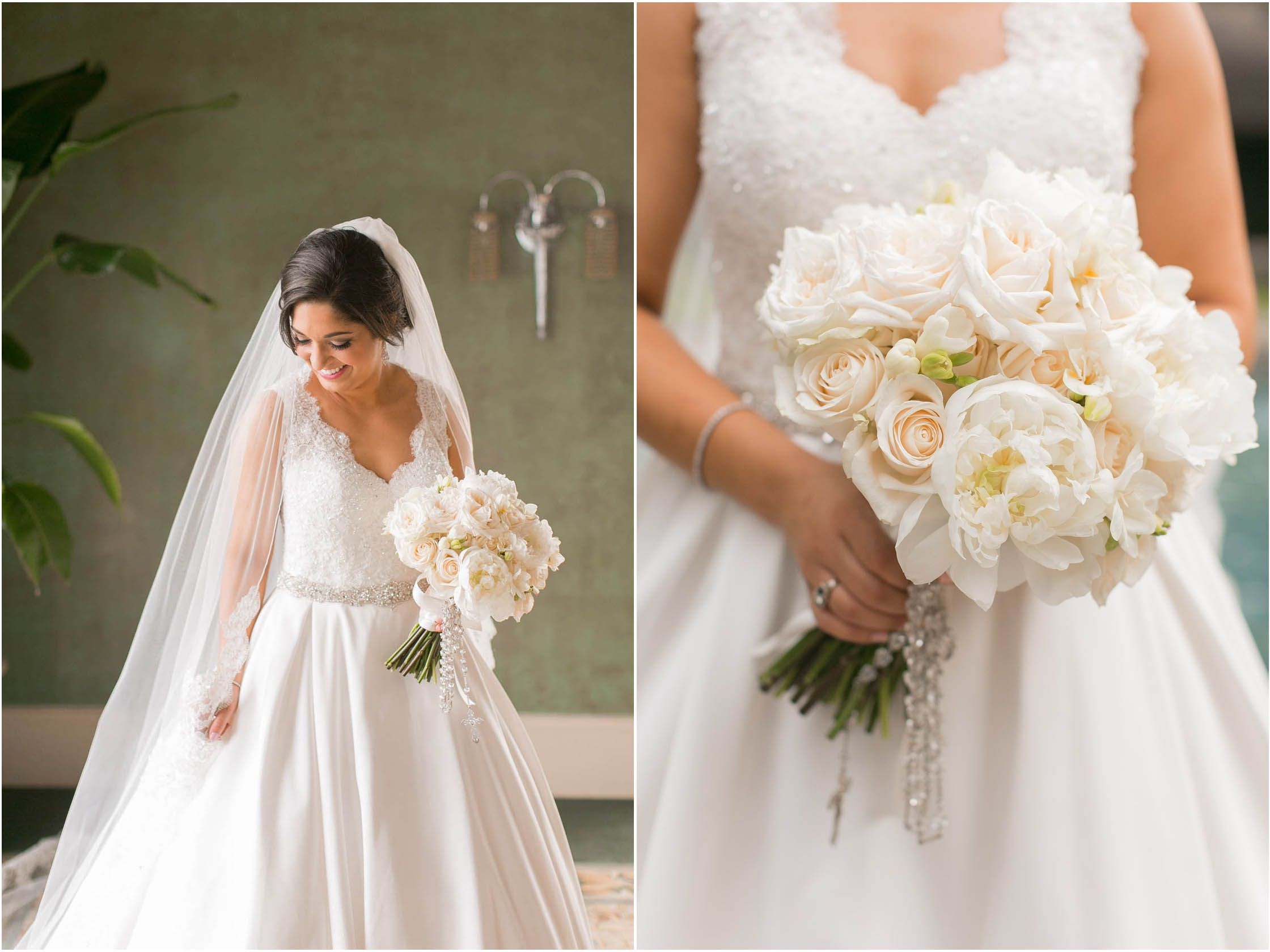 Elite wedding dresses  New Orleans and Paris wedding photographers  Elite husband and wife