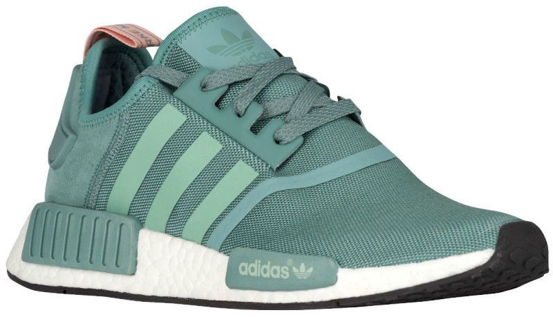 factory price 9a383 6b80d Womens Adidas NMD R1 Vapour Steel  Teal  Pink S76010 Green Turquoise  Boost! adidas NMD