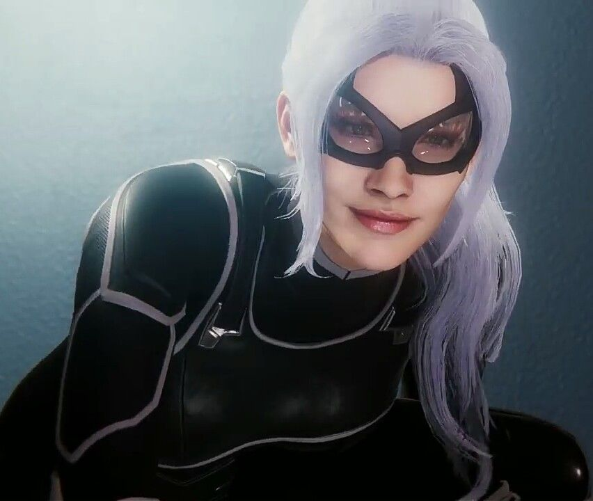 Marvel S Spider Man Black Cat Visit My Youtube Channel And Subscribe By Clicking On Pin Thanks Black Cat Marvel Spiderman Black Cat Marvel Spiderman