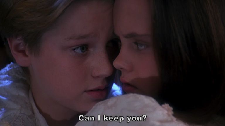 f991b65241e36f Casper my favorite movie when I was little and my first crush ...