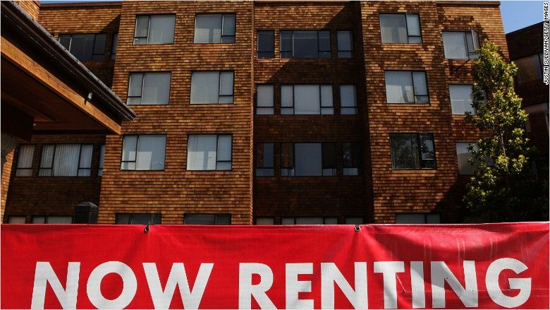 More Bad News For Renters Rent Check California Apartment