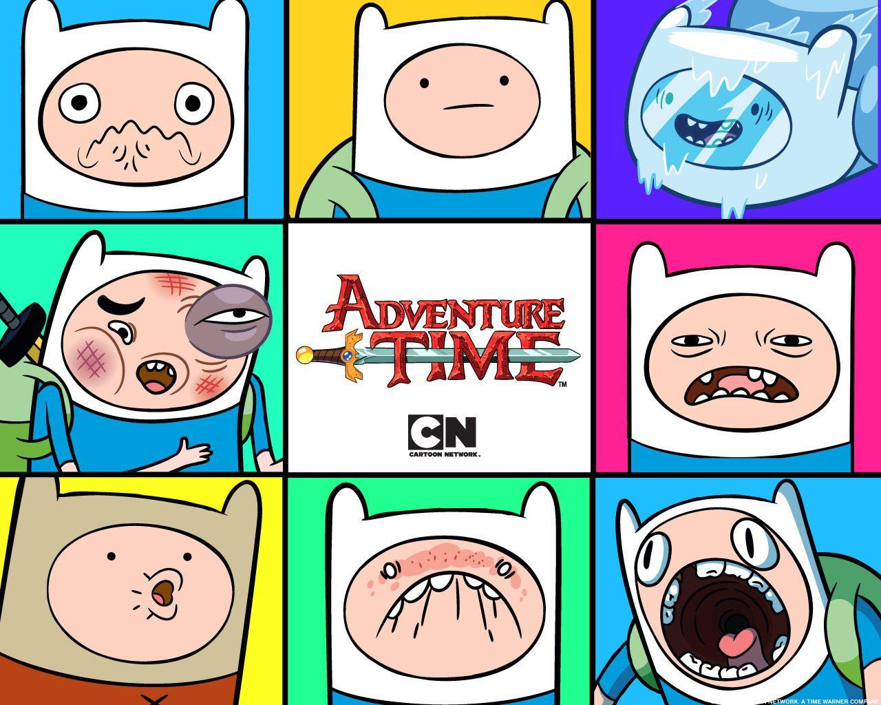 Adventure Time Fellings   Adventure Time (versões e variações)   GeekTrooper
