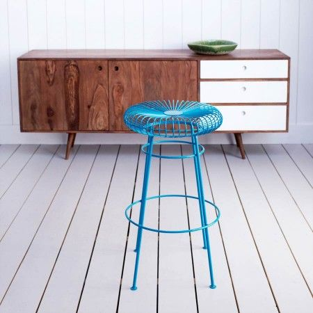 The Norma Barstool By Graham Green Wire Bar Stools Bar Stool