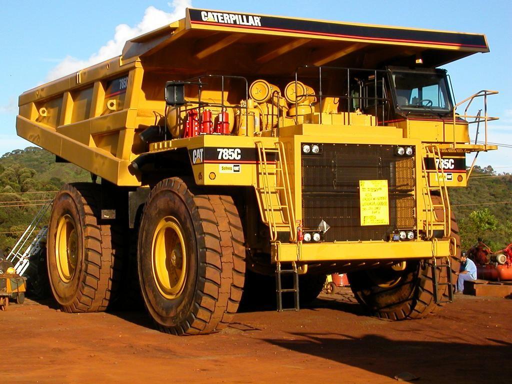 Caterpillar Mining Equipment. Mining Machinery