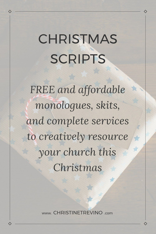 christmas monologues for youth christmaswalls co - Christmas Skits For Youth