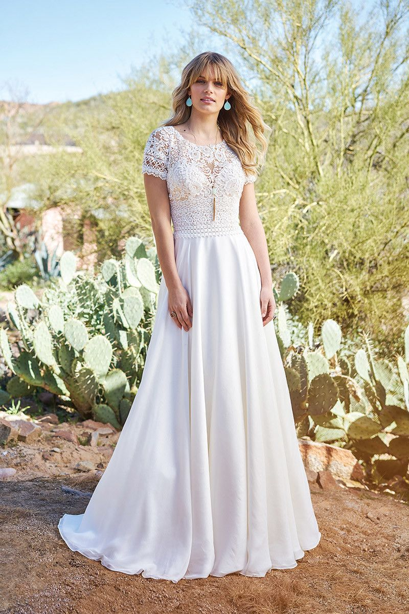 Wedding Dress out of Lillian West (6508)Lillian West 6508 Mystical ...