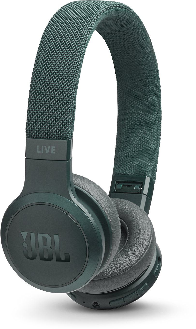 Jbl Live 400bt Green Wireless Headphones In 2020 Headphones In Ear Headphones Wireless Headphones