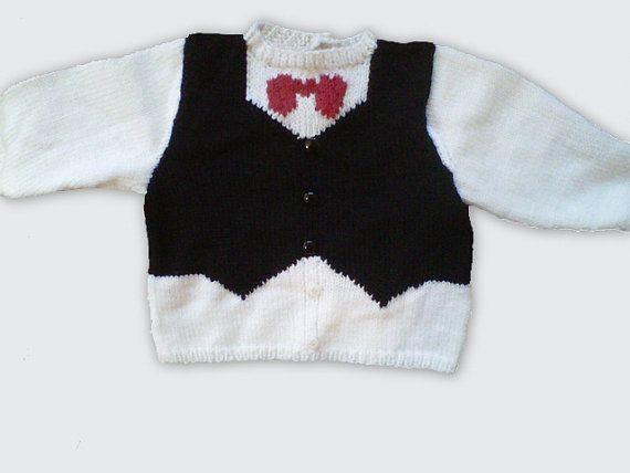 Frack Pullover für Baby Kind Jungs Jungen mit von GesekeDesigns, €24.95