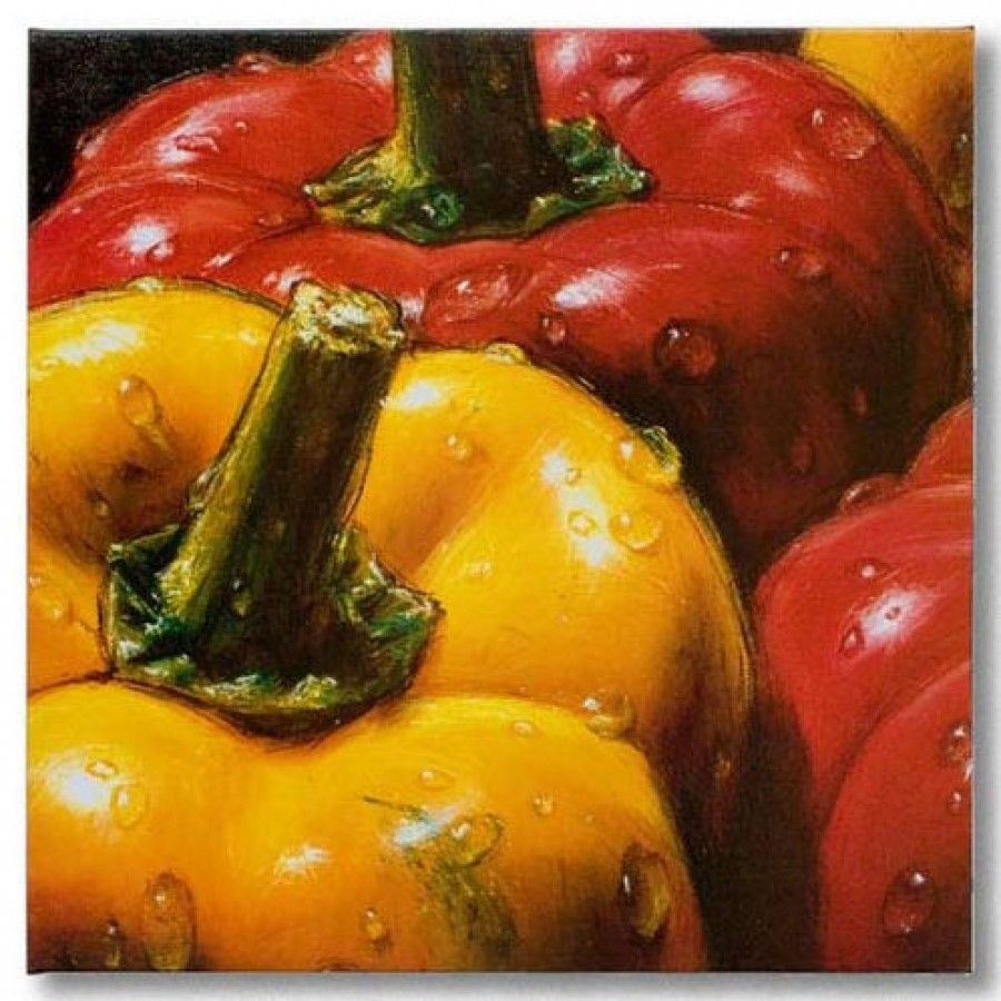 Phoenix Galleries Peppers Canvas - TA4669-C | Phoenix, Canvases and ...