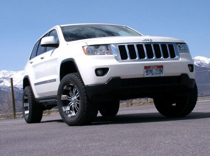 Grand Cherokee Grand Cherokee Lifted Lift Kits Jeep Grand Cherokee
