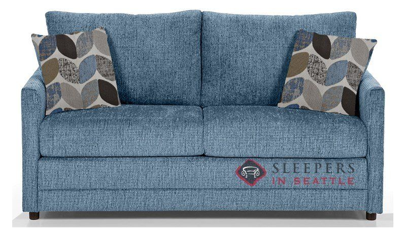 The Stanton 200 Sleeper Sofa In Paradigm Anchor (Full) At Sleepers In  Seattle. $1,099.00