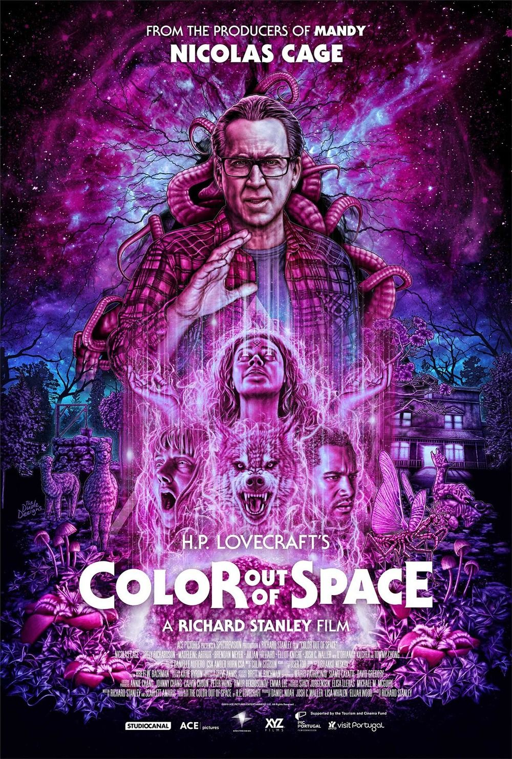 Color out of space in 2020 color out of space nicolas