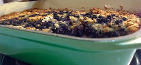 The Healthy Kitch'n: Baked Oatmeal