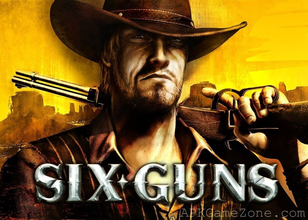 Six Guns Gang Showdown Vip Mod Download Apk With Images