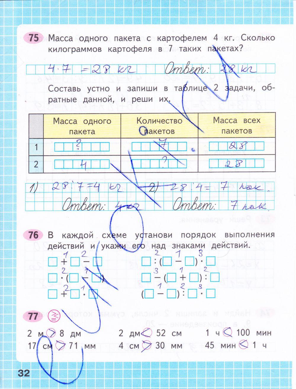 математика 4 класс решебник аргинская ивановская кормишина