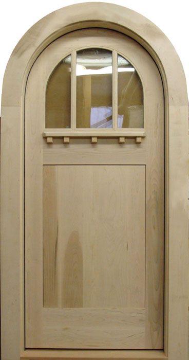 round window single exterior door - | Doors | Pinterest | Doors ...