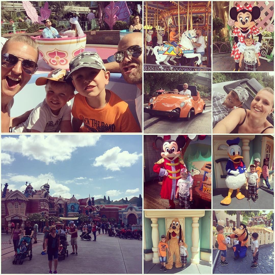 Varit barn på nytt idag  Det blev verkligen en heldag på Disneyland idag från kl 8-22  Så nu e de snart natti natti i USA!  #upplevelseresa #disneyland #usa #foreverthankful #havefun by malin.larsson_ystad