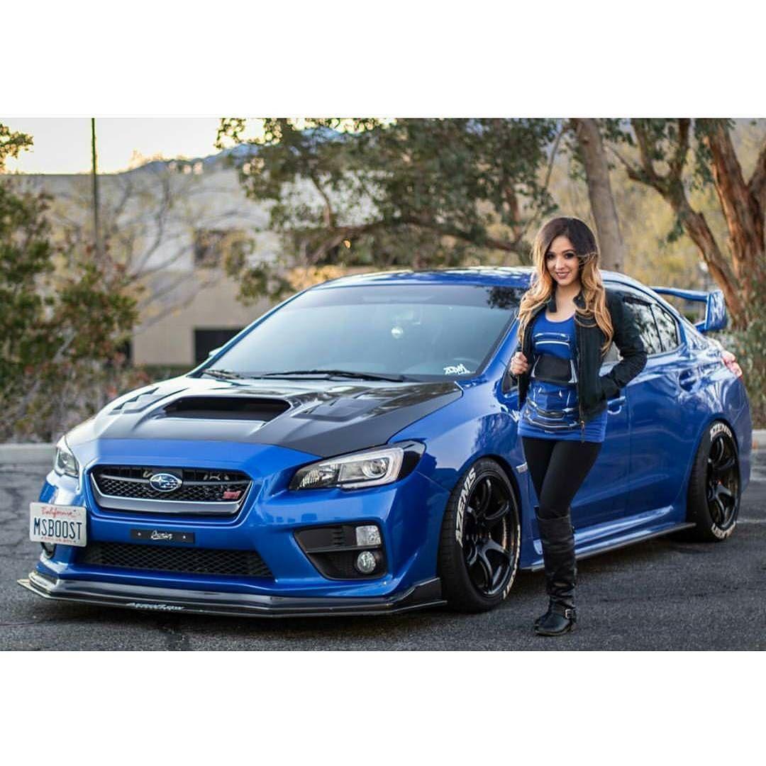 Subaru Wrx, Subaru