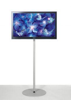 Espositore a colonna porta monitor, ideale per l\'esposizione a ...