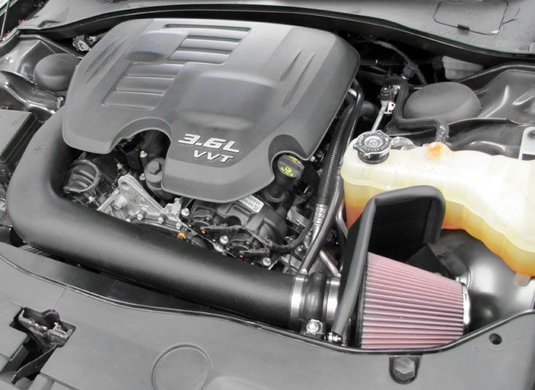 3 4 L Engine Coolant Flow Diagram K Amp N Air Intake Breathes Horsepower Into 2011 To 2016 Dodge
