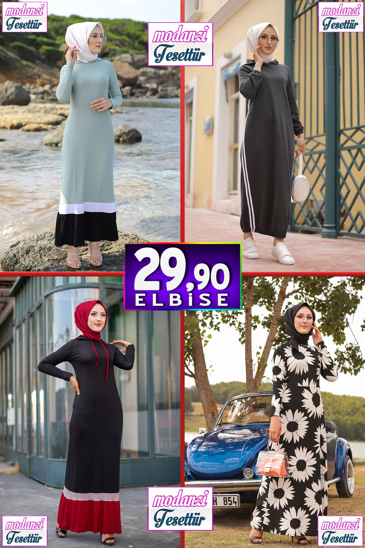 Tofisa 29 90 Tl Elbise Modelleri 1 Kampanya Indirim Ucuz Tesettur Elbise Modelleri 2020 Elbise Elbise Modelleri Moda