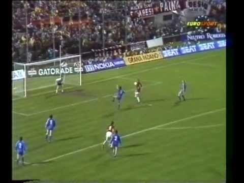 Partido AC Milan 5 Real Madrid 0 Copa Europa 1989 #video #sport #calcio #milan #storia