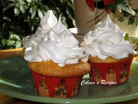 Coleen's Recipes: FLUFFY WHITE FROSTING