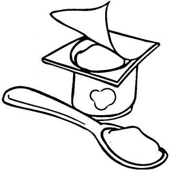 Yogurt Spoon Jpg Imagen Jpeg 394 350 Pixeles ม ร ปภาพ สอน