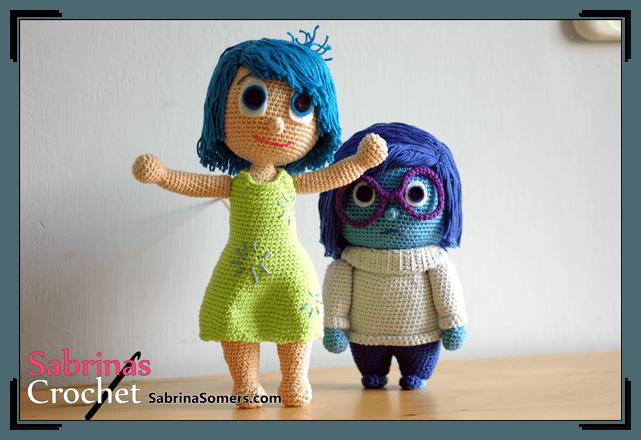 Crochet pattern Joy | Del revés, Patrón gratis y Alegria