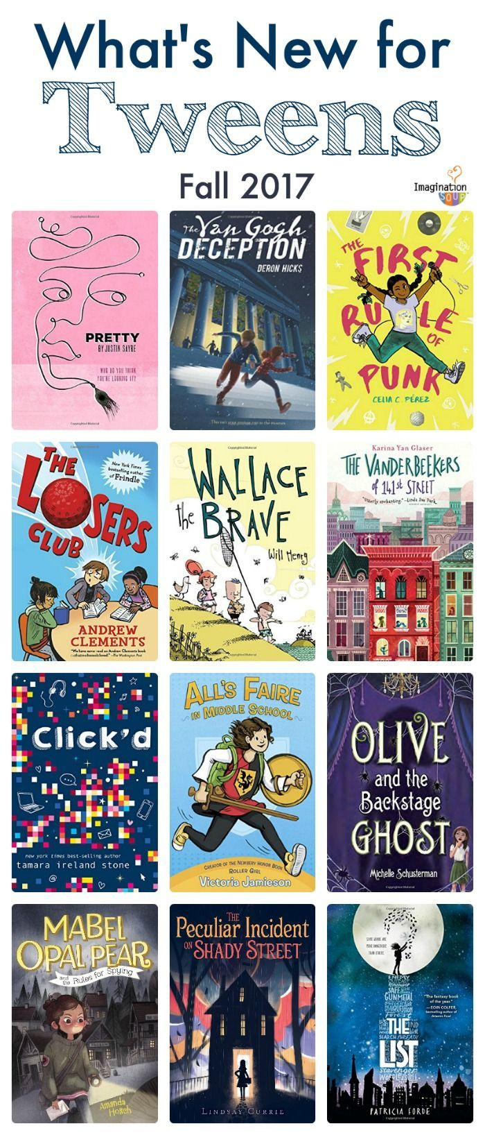 13 New Middle Grade Books To Read In Fall 2017  Reading Elementary Grades  Middle -5227