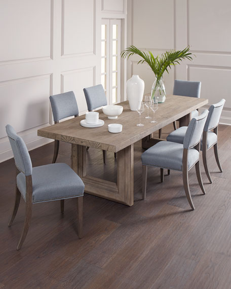 Bernhardt Winthrop Dining Table Dining Table Handcrafted Dining Table Bernhardt Furniture