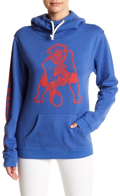 Junk Food Clothing New England Patriots Hoodie  1a52d5781