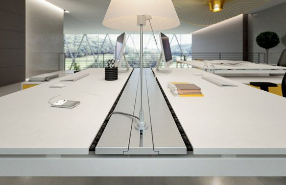 Desking systems | Desk systems | DV802 - Gap | DVO | Antonio. Check it out on Architonic
