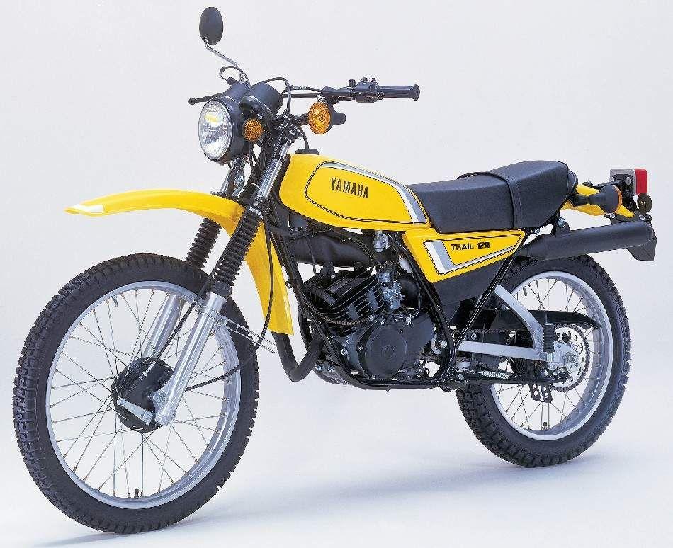 1977 Yamaha 125 Enduro | Wiring Schematic Diagram on