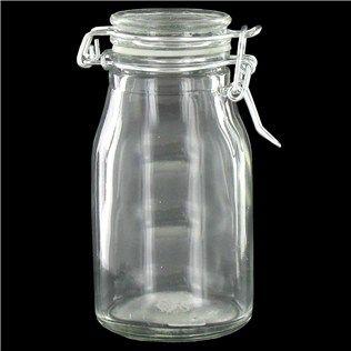 Glass Milk Embellishment Storage Jars Shop Hobby Lobby Milk Jar Glass Jars Jar Storage