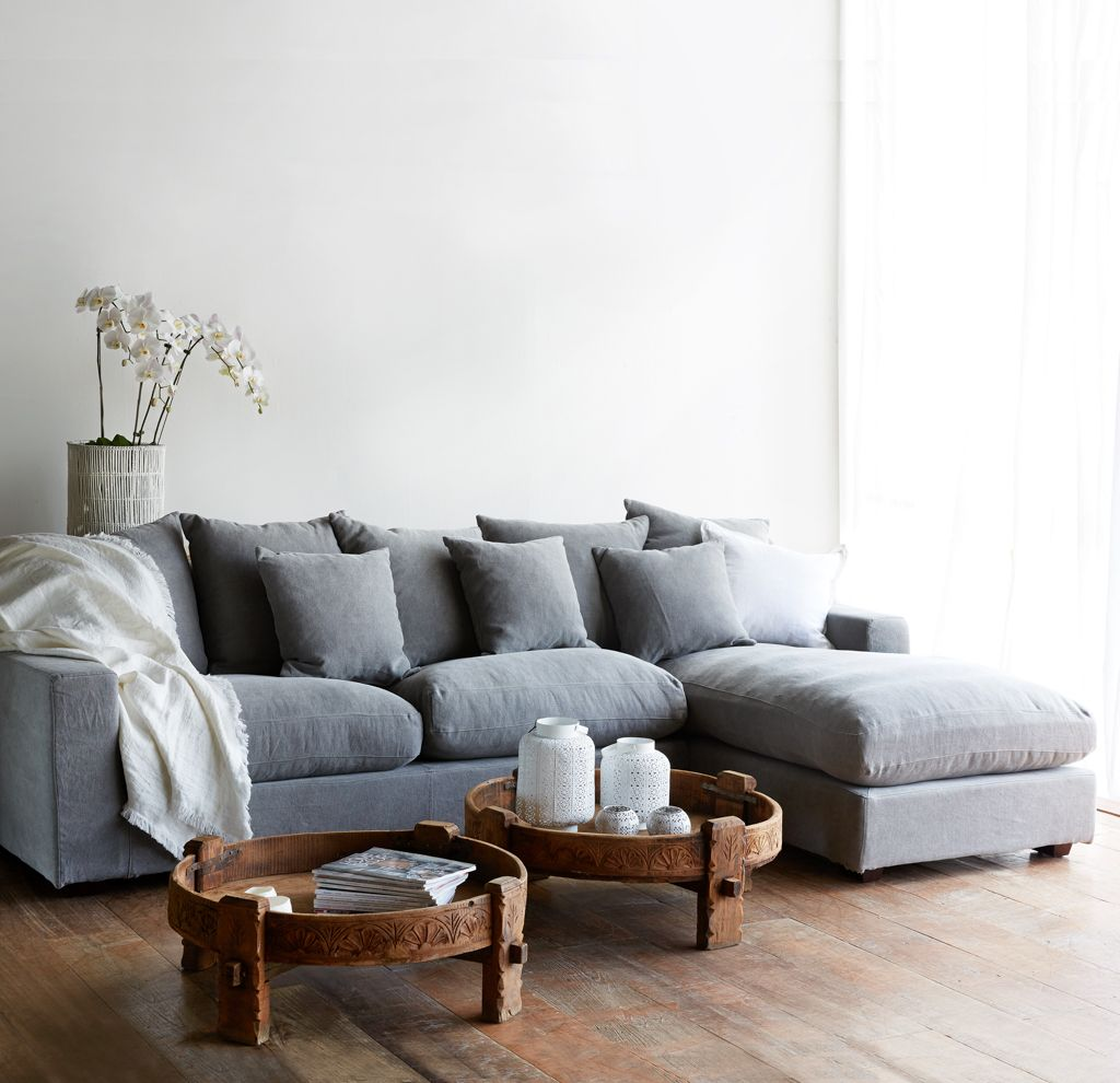Charming Collection · Classic And Timeless Pieces For The Individual. #contemporary  #sofa #living #home