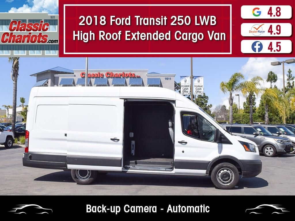 Used Ford Transit 250 High Roof Extended For Sale In 2021 Ford Transit Used Ford Best Gas Mileage