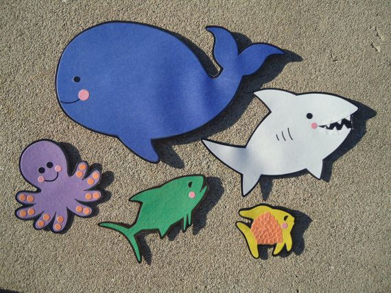 Slippery Fish Clipart