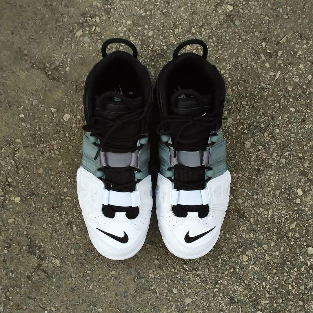 """Nike Air More Uptempo '96 """"TriColor"""" Size Man Precio"""