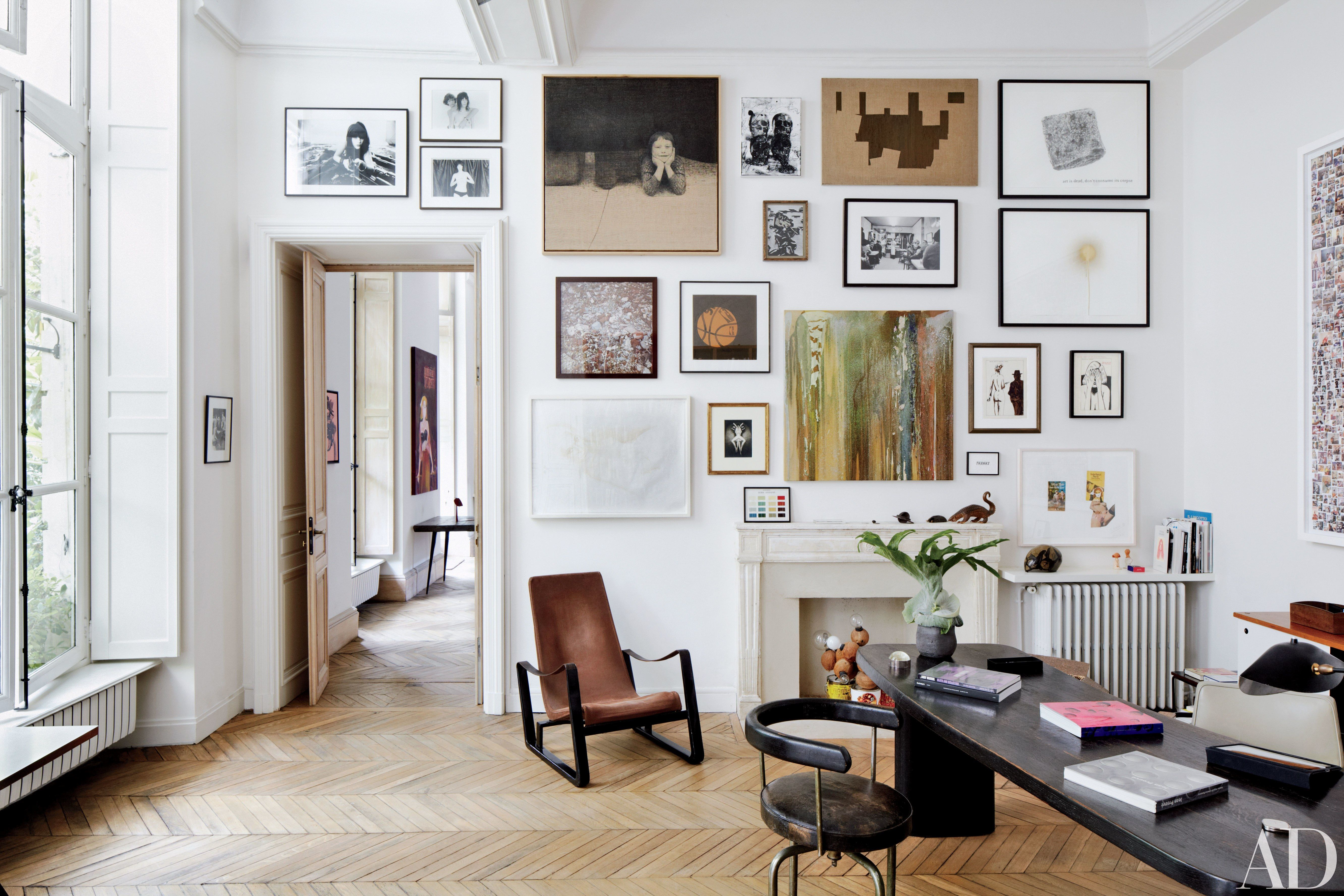 Artworks Get Maximum Impact with SalonStyle Walls in 2019