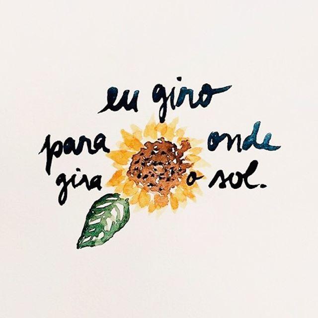 Mar E Sol Gira Gira Gira Sol Frases Y Poemas Fotos