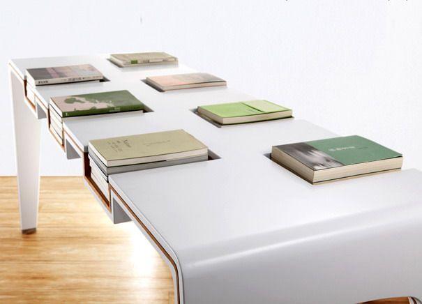 Festnight Biblioth/èque de Salon Armoire /à Livres /étag/ère /à Livres ou DVD etc Blanc 90x30x90 cm Agglom/ér/é