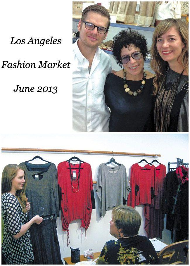 California Apparel News Fashion Marketing La Fashion Los Angeles Style