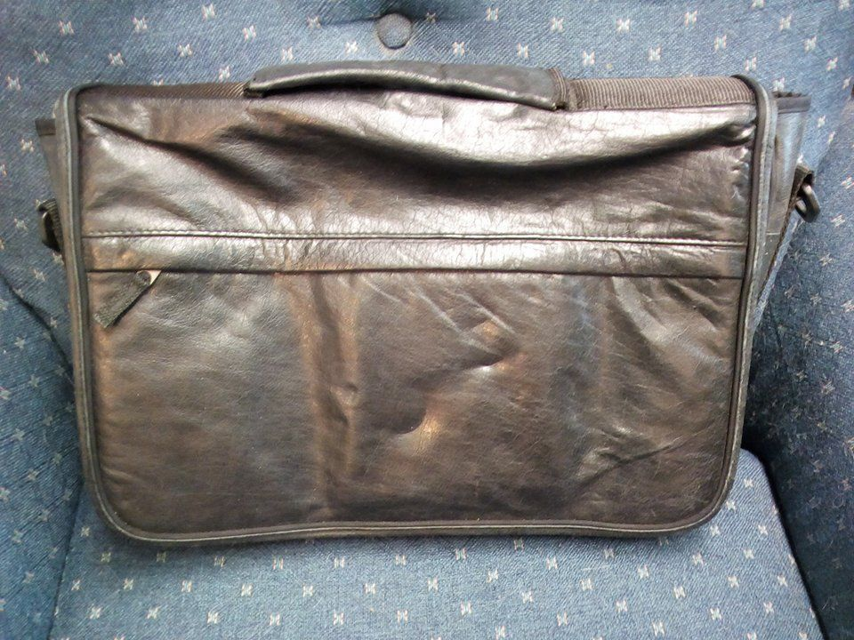 Wilsons Leather M. Julian Leather Laptop Case, Briefcase